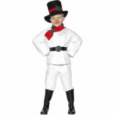 Baby sneeuwman carnavalskleding online