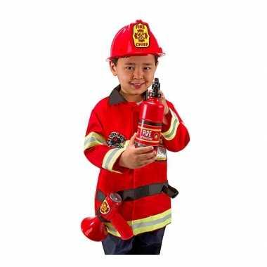 Brandweer carnavalskleding kids online