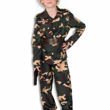 Camouflage carnavalskleding baby online