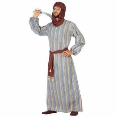 Carnavalskleding ali nacht arabieren verkleedpak heren online
