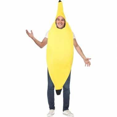 Carnavalskleding bananenpak volwassenen online