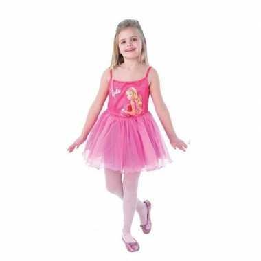 Carnavalskleding barbie ballerina verkleed jurkje meisjes online