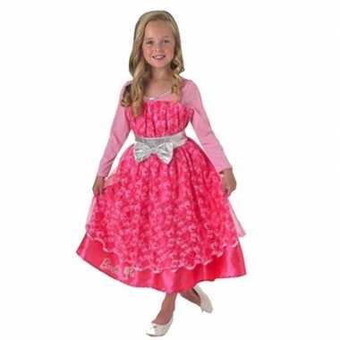 Carnavalskleding barbie jurkje roze baby online