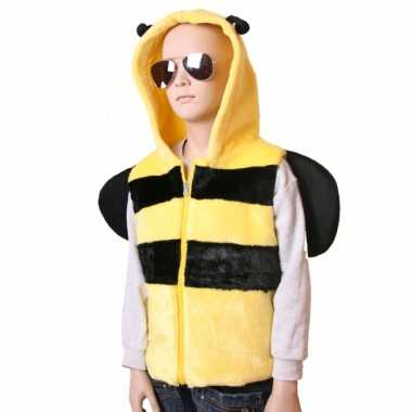 Carnavalskleding bijen bodywarmer baby online