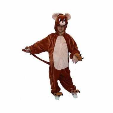 Carnavalskleding bruin muizen pak baby online