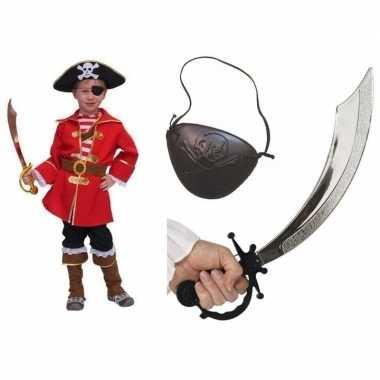 Carnavalskleding compleet piraten baby online