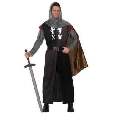 Carnavalskleding compleet ridder verkleed pak heren online