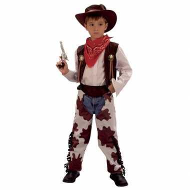 Carnavalskleding cowboy pak baby online