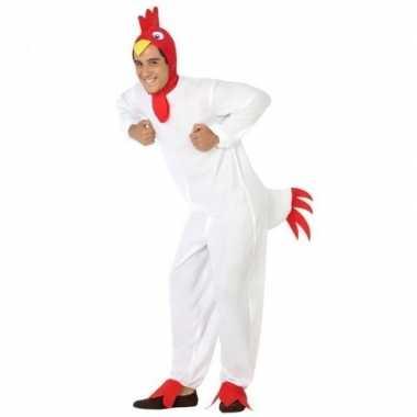 Carnavalskleding dieren kippen verkleedpak volwassenen online