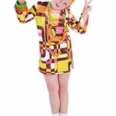 Carnavalskleding disco baby jurkje online