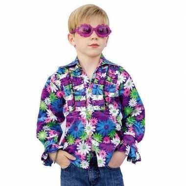 Carnavalskleding disco blouse baby online