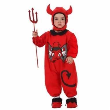 Carnavalskleding duivel baby online