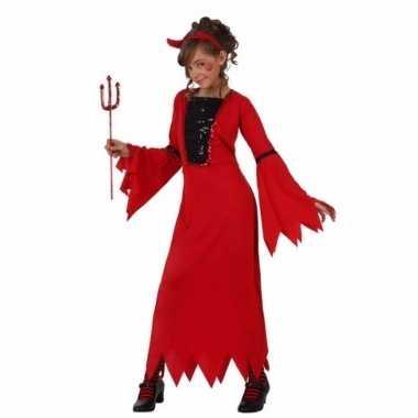 Carnavalskleding duivel meiden online