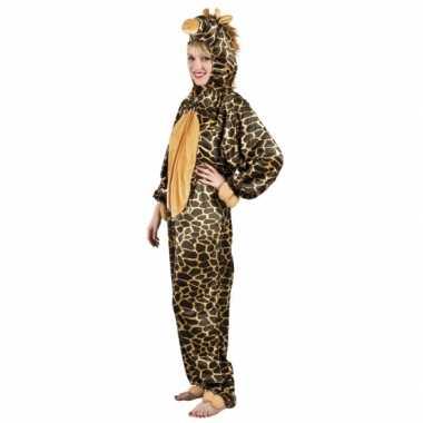 Carnavalskleding giraffe onesie dierenpak online