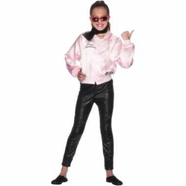 Carnavalskleding grease jasje meisjes online