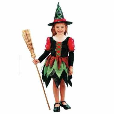 Carnavalskleding heksen jurkje meiden online