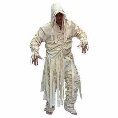 Carnavalskleding heren mummie pak online
