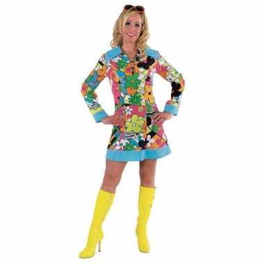 Carnavalskleding hippie jurk dames online