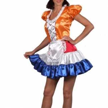 Carnavalskleding holland tiroler jurkje dames online