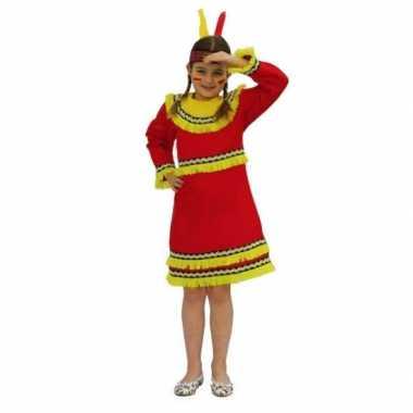 Carnavalskleding indianenjurk meisjes online