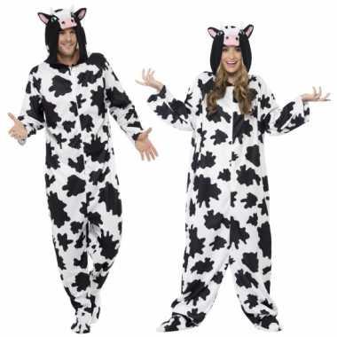 Carnavalskleding koe huispak volwassenen online