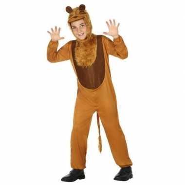 Carnavalskleding leeuw onesie verkleedset baby online