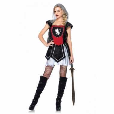 Carnavalskleding leg avenue ridder jurkje dames online