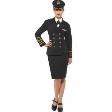 Carnavalskleding marine officier dames online