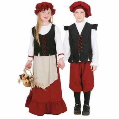 Carnavalskleding middeleeuws jongens online