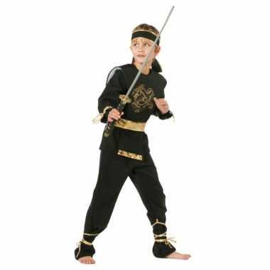 Carnavalskleding ninja pak kind online