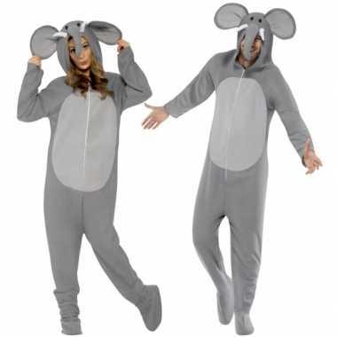 Carnavalskleding olifant huispak volwassenen online