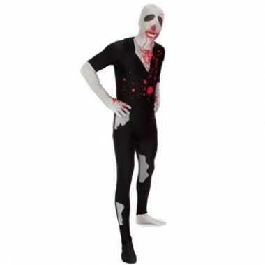 Carnavalskleding originele enge zombie morphsuit online