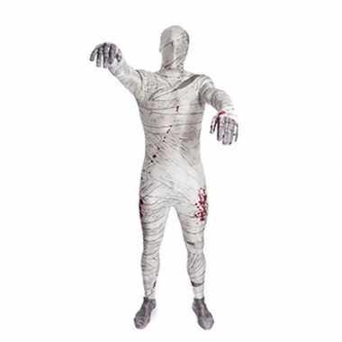 Carnavalskleding originele morphsuit mummie online