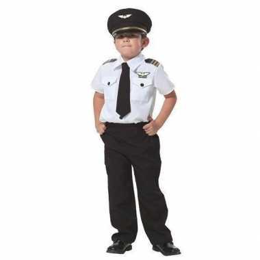 Carnavalskleding piloten pak jongens online
