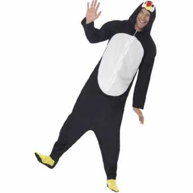 Carnavalskleding pinguin huispak volwassenen online