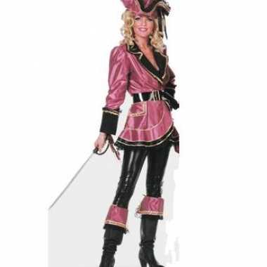 Carnavalskleding piraten jurk dames online
