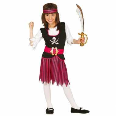 Carnavalskleding piraten meisjes online