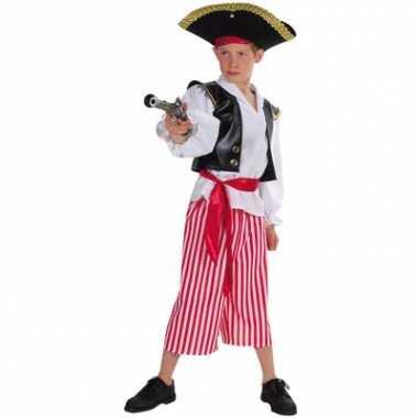 Carnavalskleding piratenpak jongen online
