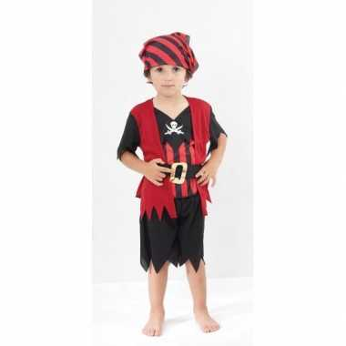 Carnavalskleding piratenpak kind online