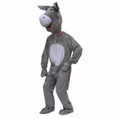 Carnavalskleding pluche ezel pak volwassenen online