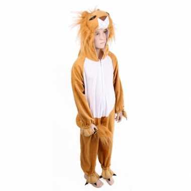 Carnavalskleding pluche leeuwenpak baby online