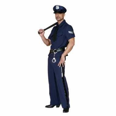 Carnavalskleding politie pak heren online