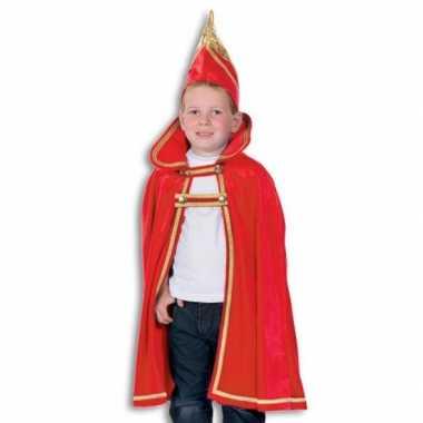 Carnavalskleding prins baby cape hoed online