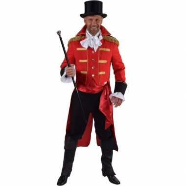 Carnavalskleding rode baron verkleed jas heren online