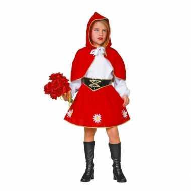Carnavalskleding roodkapje jurkje meiden online