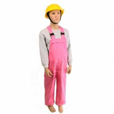 Carnavalskleding roze baby tuinbroek online