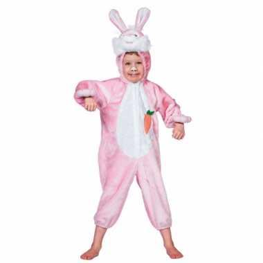 Carnavalskleding roze konijnen baby online