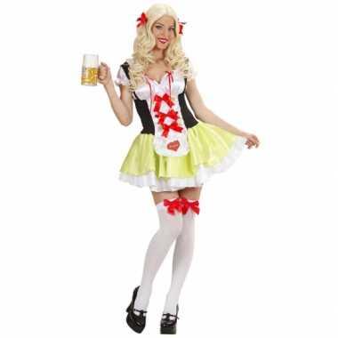 Carnavalskleding sexy tiroler jurkje dames ulrike online