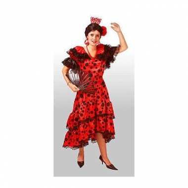 Carnavalskleding spaans dames jurkje online