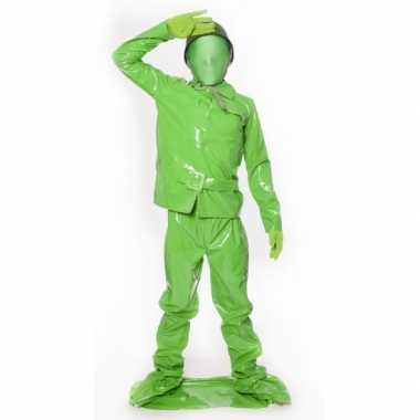 Carnavalskleding speelgoed soldaat morphsuit kids online